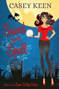 Saved by the Spell by Casey Keen #bookreview