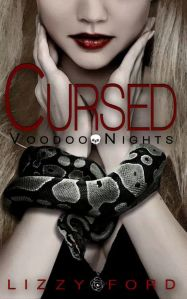 Cursed by Lizzy Ford #newrelease