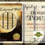 The Labyrinth Wall by Emilyann Girdner #bookrelease #giveaway