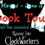 Clockworkers by Ramsey Isler #bookreview