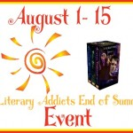 Literary Addicts End of Summer Event #giveaway