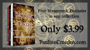Clockwork Fantasy Box Set by Pauline Creeden