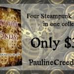 Clockwork Fantasy Box Set by Pauline Creeden