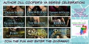 Author Jill Cooper's YA Celebration #giveaway