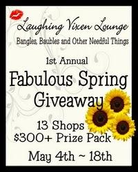 Fabulous Spring Giveaway #lvlspringgiveaway