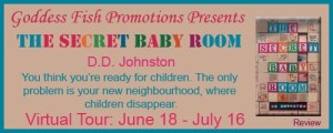 The Secret Baby Room by D.D. Johnston