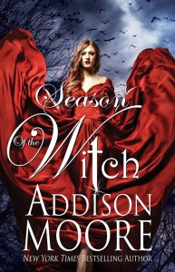Season of the Witch by Addison Moore #CoverReveal