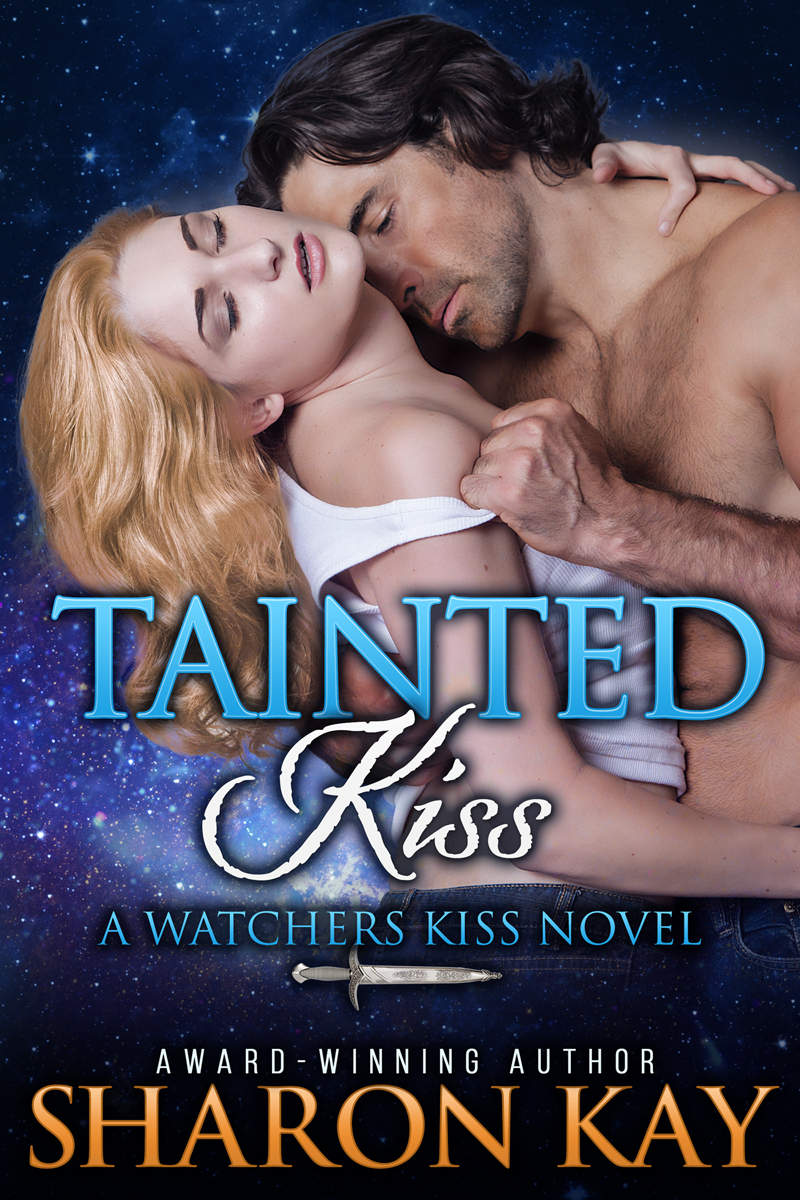 Tainted Kiss Book Cover