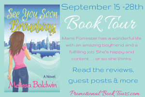 See You Soon Broadway by Melissa Baldwin #bookReview