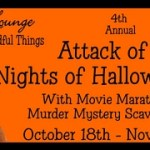 Attack of the 14 Nights of Halloween #Giveaway #LVLOCTGIVEAWAY