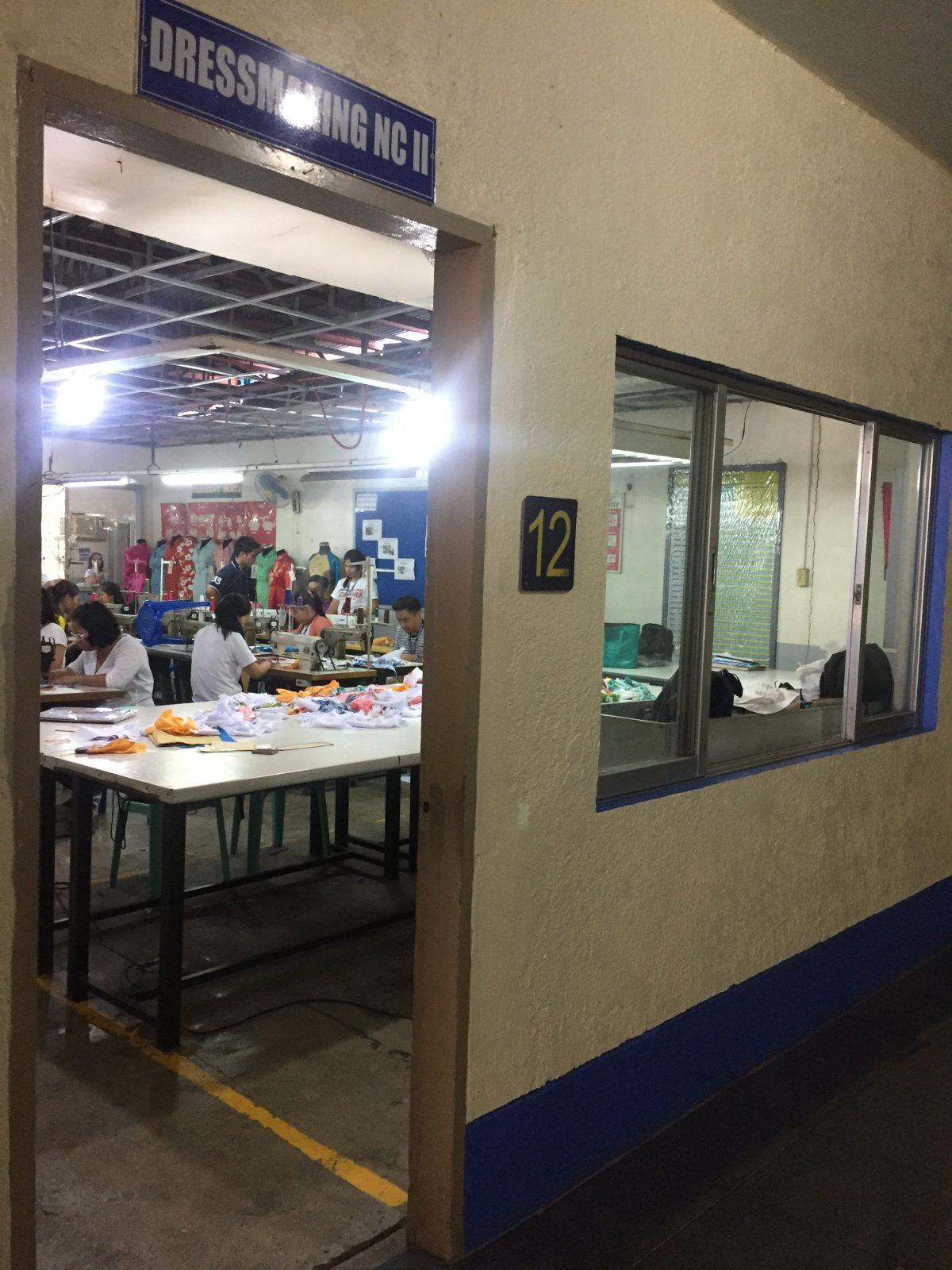 TESDA DRESSMAKING: Fashion Institute of Cebu