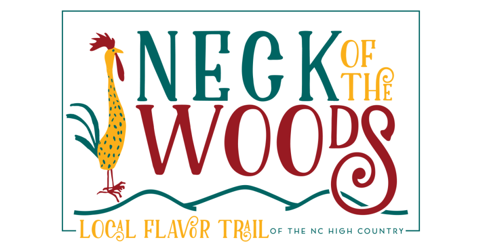 neck of the woods trail