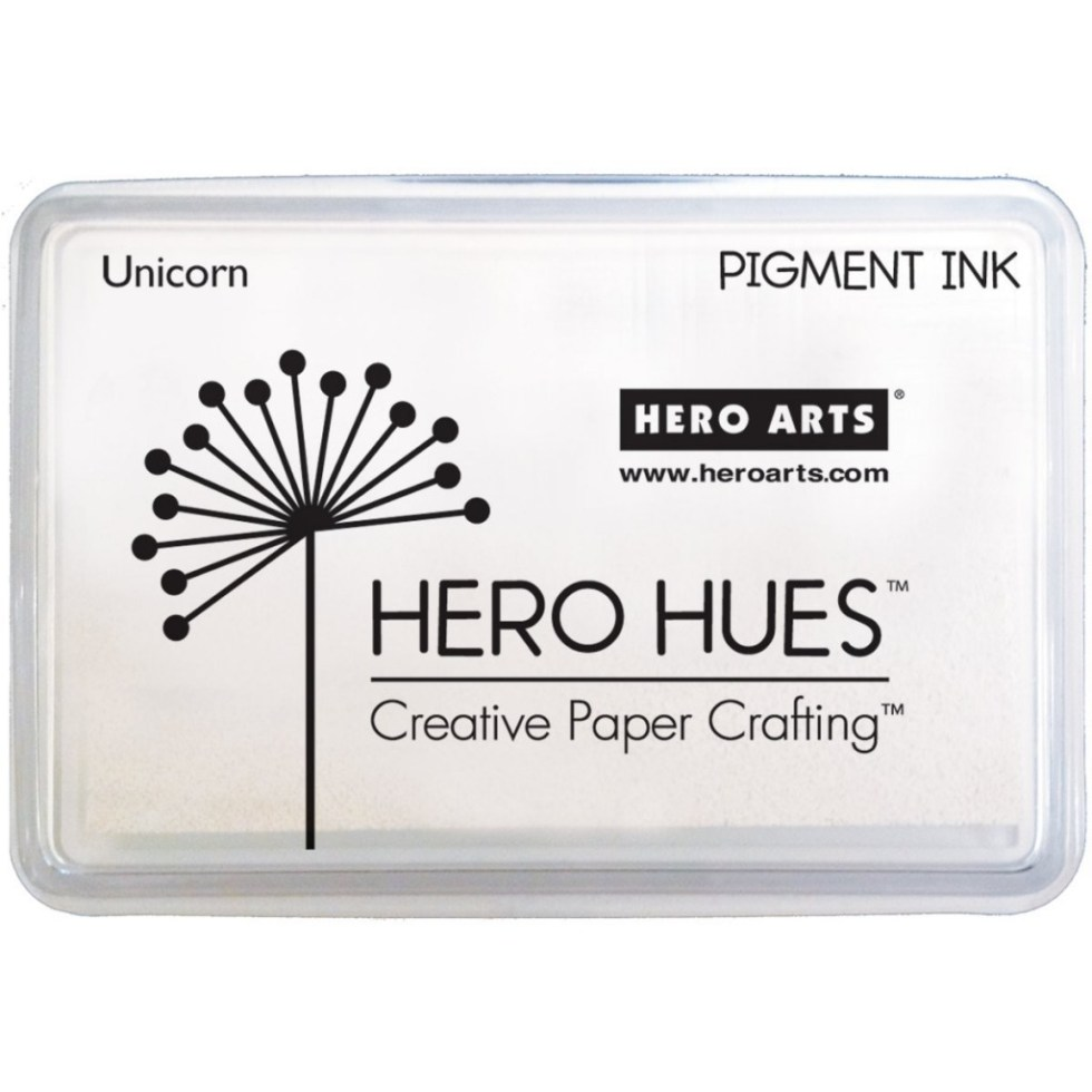 best white ink pad for stamps