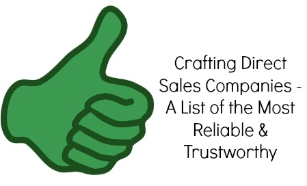 Crafting Direct Sales Companies – List Of The Most Reliable & Trustworthy