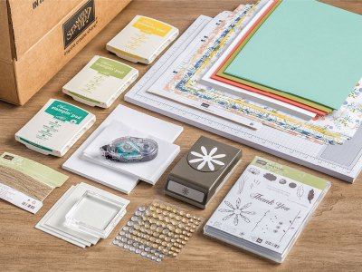 Pick Two Stamp Sets When You Join During Sale-A-Bration