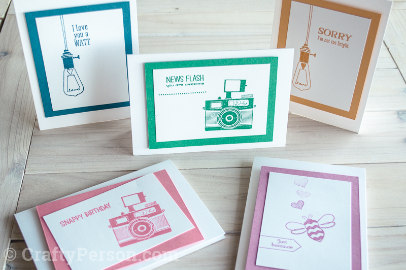 Stampin' Up! InColor 2016-2018