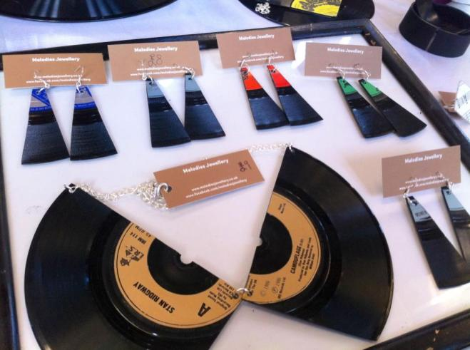 Melodies Jewellery - Jewellery and homewears from previously unused or unloved musical materials