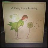 Flicker Wings - Greetings Cards
