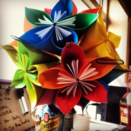 Life's Big Canvas - Paper kits and Origami wonders