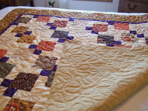 Ribbon Quilting
