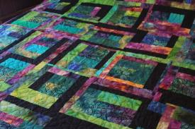 Easy to Sew Donation Quilt