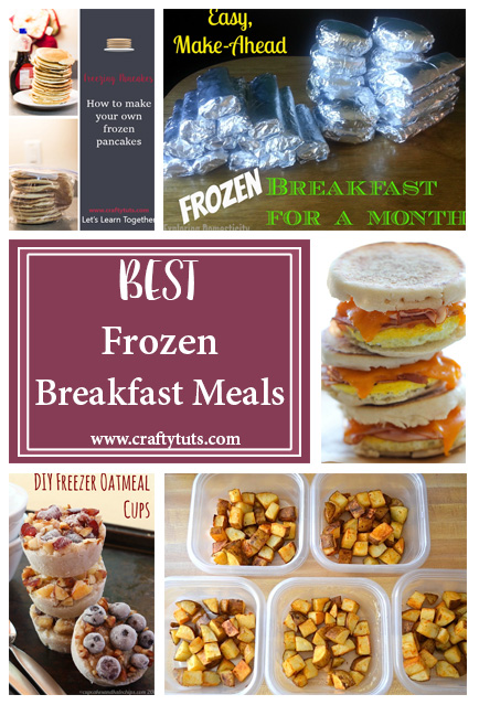 Best Frozen Breakfast Meals 1