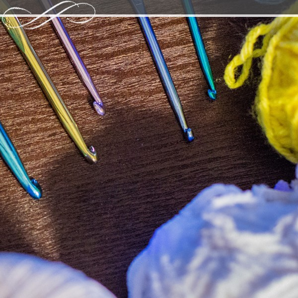 Learn How to Crochet #4 Hook sizes