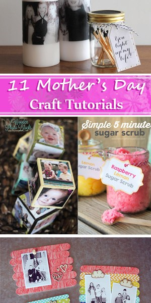 Crafts for Mother's Day