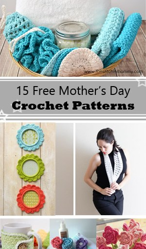 Crochet Patterns For Mother s Day : pattern Archives - Page 3 of 7 - Crafty Tutorials