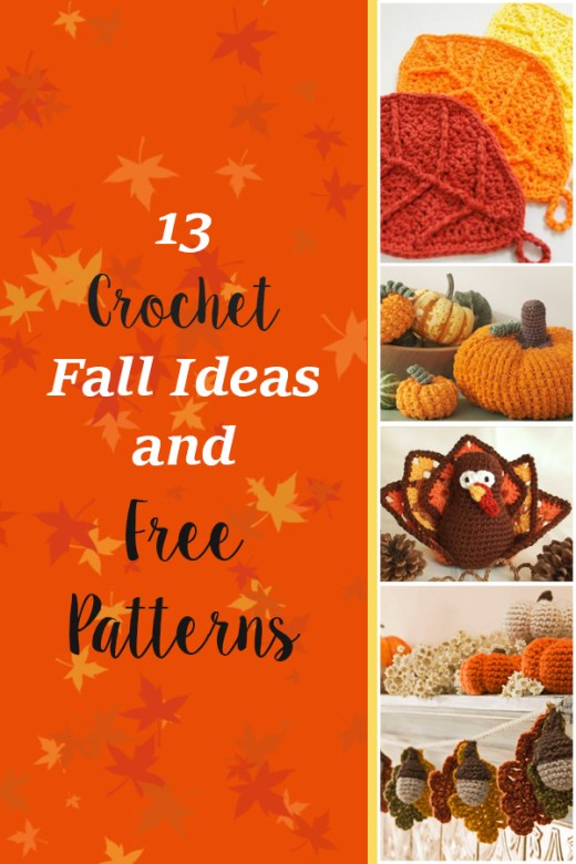13 Crochet Fall Ideas and Free Patterns 7