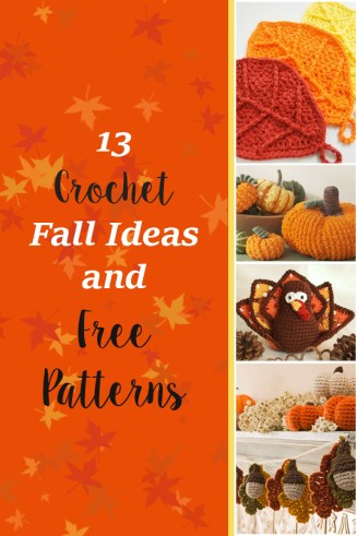 Fall Crochet Ideas and Patterns