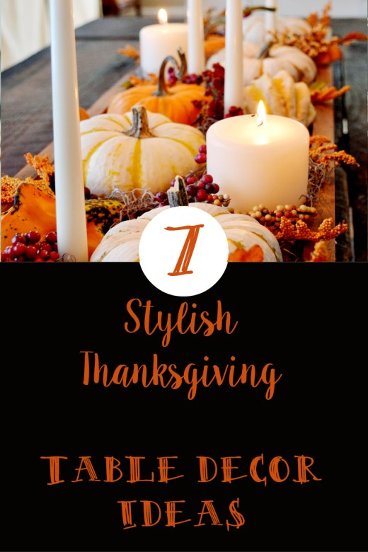 7 Stylish Thanksgiving Tables ideas and inspiration 9