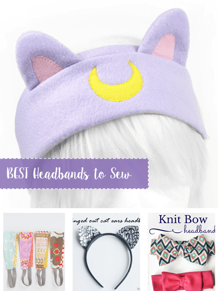 Best Headbands to Sew