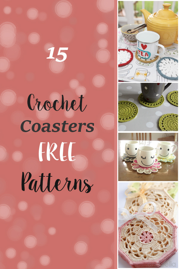 One Hour Crochet Gifts Free Patterns 3