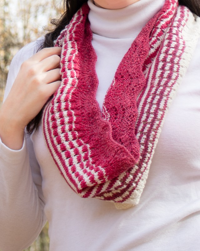 Don't fade away cowl 4