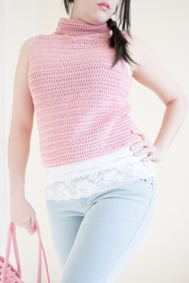 Basic Crochet Top Tutorial 2