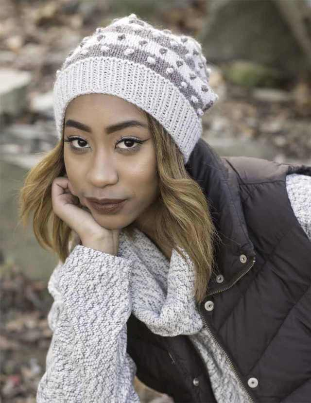 Knockout Knit Hats and Hoods - knitting book review