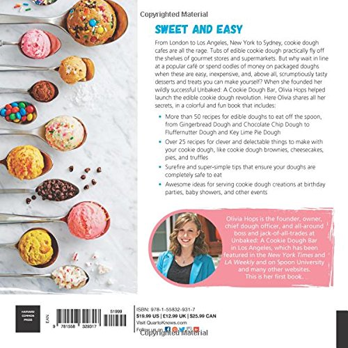 The Edible Cookie Dough Cookbook Review 3