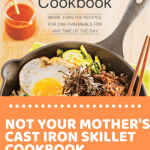 Not Your Mother's Cast Iron Skillet Cookbook Review 4