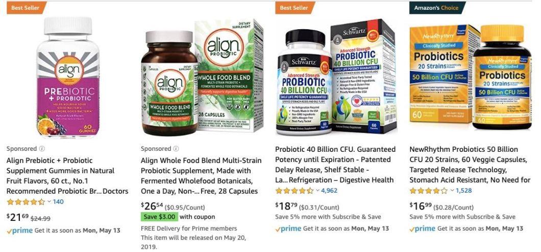 Wellness Wednesday – Healing our guts! Probiotics