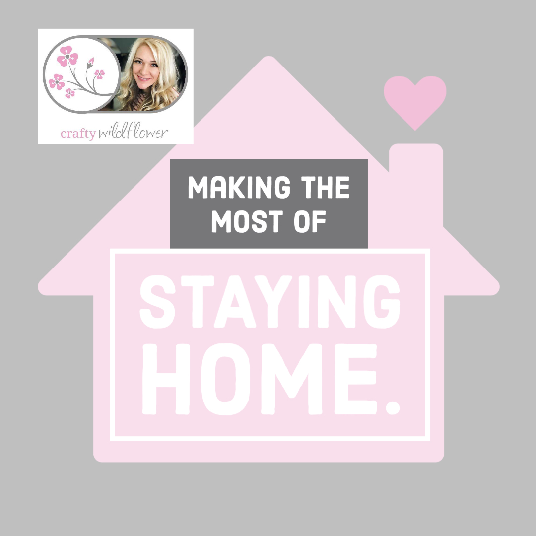 Makeover Monday - Making the most of staying home