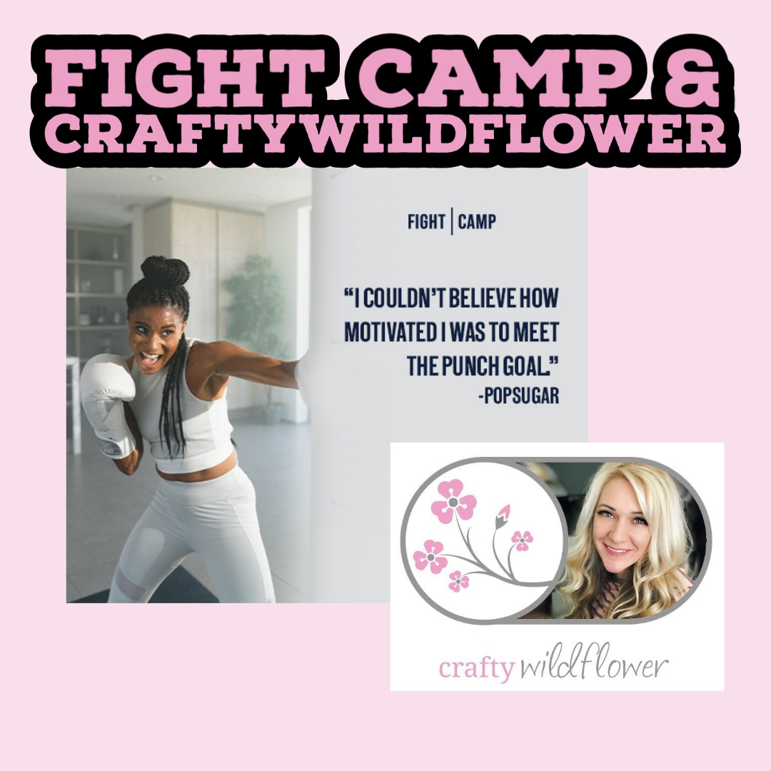Self Defense Saturday - Fight Camp At Home Boxing Workouts and Equipment