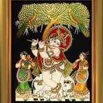 Tanjore Painting – How to do