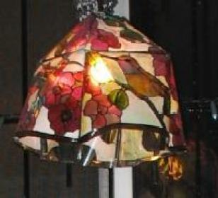 glass-painted-lampshade