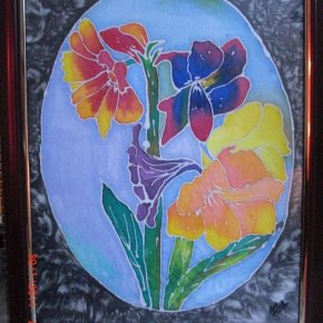 How to do Silk Painting