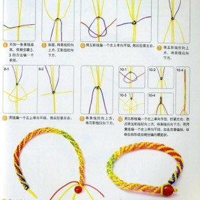 DIY Braided Bracelet