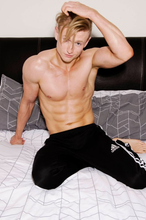 Kevin McAulay by Patrick Hope for Craig Andrew James