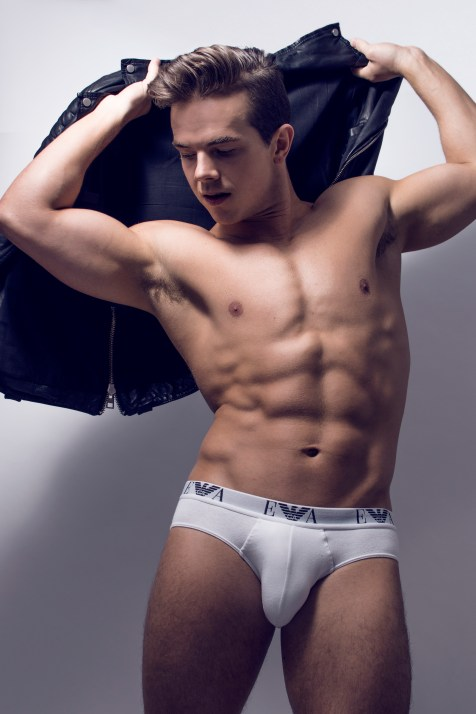 Will Lucas by Max Parker