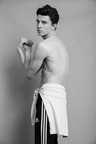 Thomas Inge By Nick Andrews for Craig Andrew James
