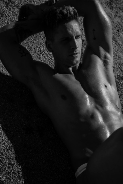 White Hot By Glenn Nutley for Craig Andrew James